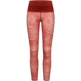 super.natural Super Printed Spodnie Kobiety, bossa shibori/bossa nova